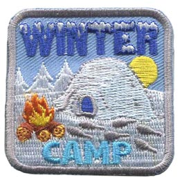 Winter Camp (Iron On)