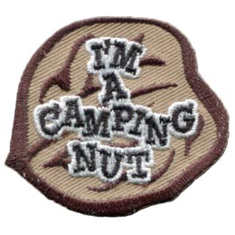 I'm A Camping Nut
