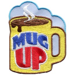 Mug Up (Iron On)