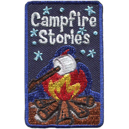 Campfire Stories (Iron On)