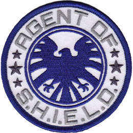 Agent of S.H.I.E.L.D. (Iron On)