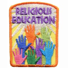 Religious Education (Iron On)