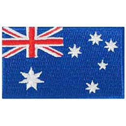 Australia Flag (Iron On)