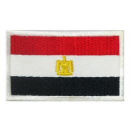 Egypt Flag (Iron On)