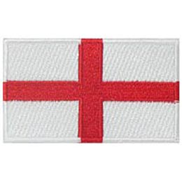 England Flag (Iron On)