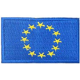 European Union Flag (Iron On)