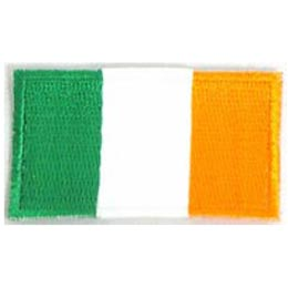 Ireland Flag (Iron On)