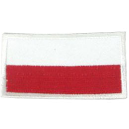 Poland Flag (Iron On)