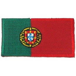 Portugal Flag (Iron On)