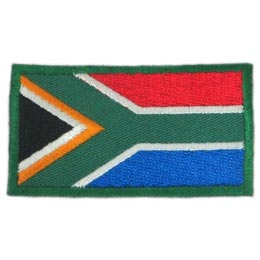 South Africa Flag (Iron On)