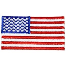 United States Flag (Iron On)