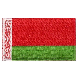 Belarus Flag (Iron On)