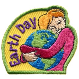 Earth Day (Iron On)