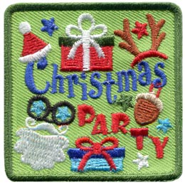 Christmas Party (Iron On))