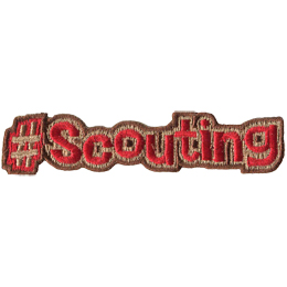 #Scouting (Iron On)