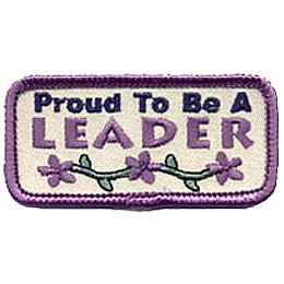Proud To Be A Leader