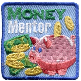 Money Mentor (Iron On)