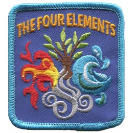The Four Elements (Iron On)
