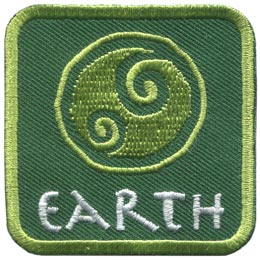 Earth Element (Iron On)