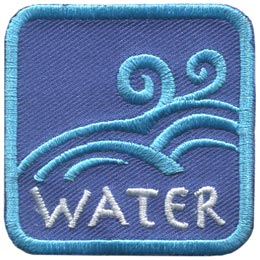 Water Element (Iron On)