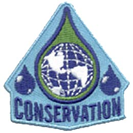 Conservation - Water Drop