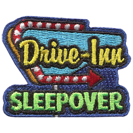 Drive-Inn Sleepover (Iron On)
