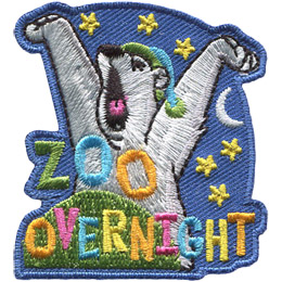 Zoo Overnight (Iron On)