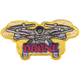 Drone (Iron On)
